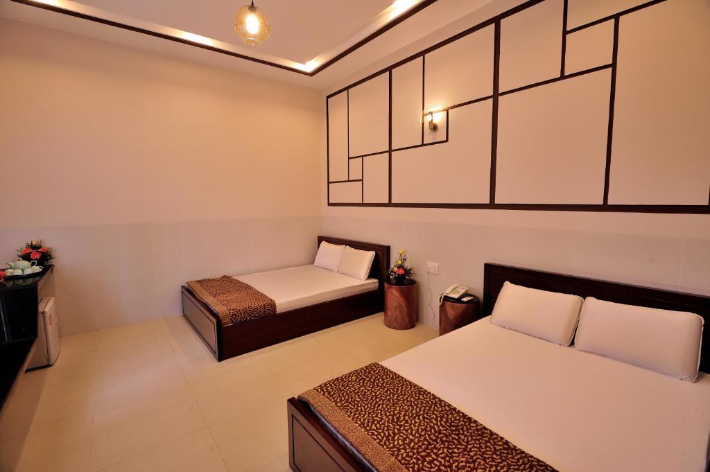 Phòng có 2 giường cỡ king