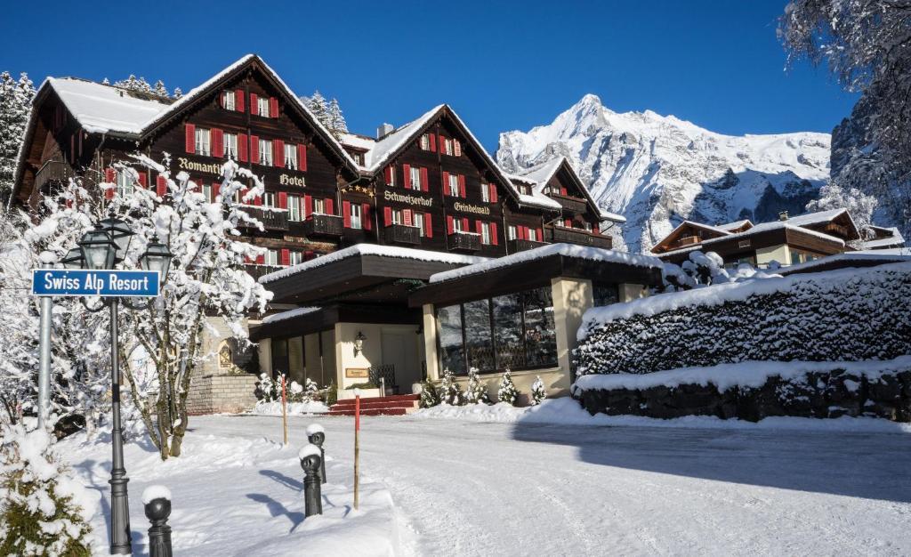 Sterne Hotel Grindelwald