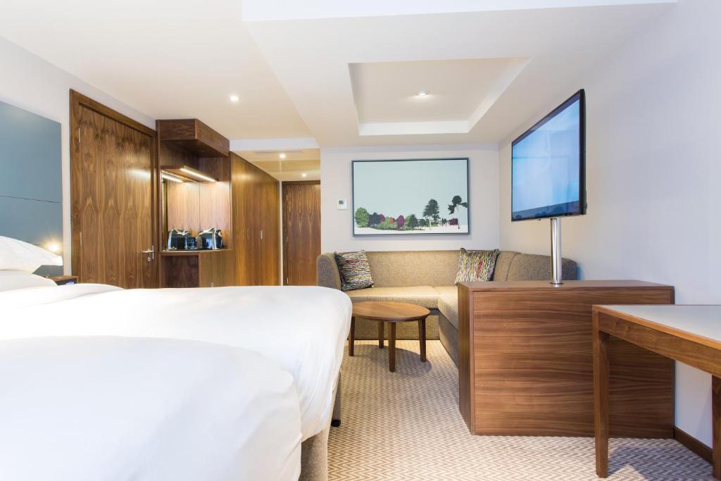 Cottons Hotel Room Service Menu