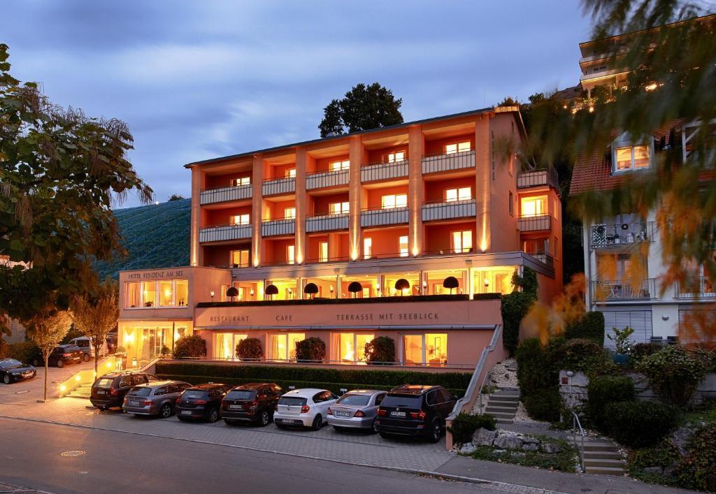 Romantik Hotel Residenz Am See Meersburg Deutschland