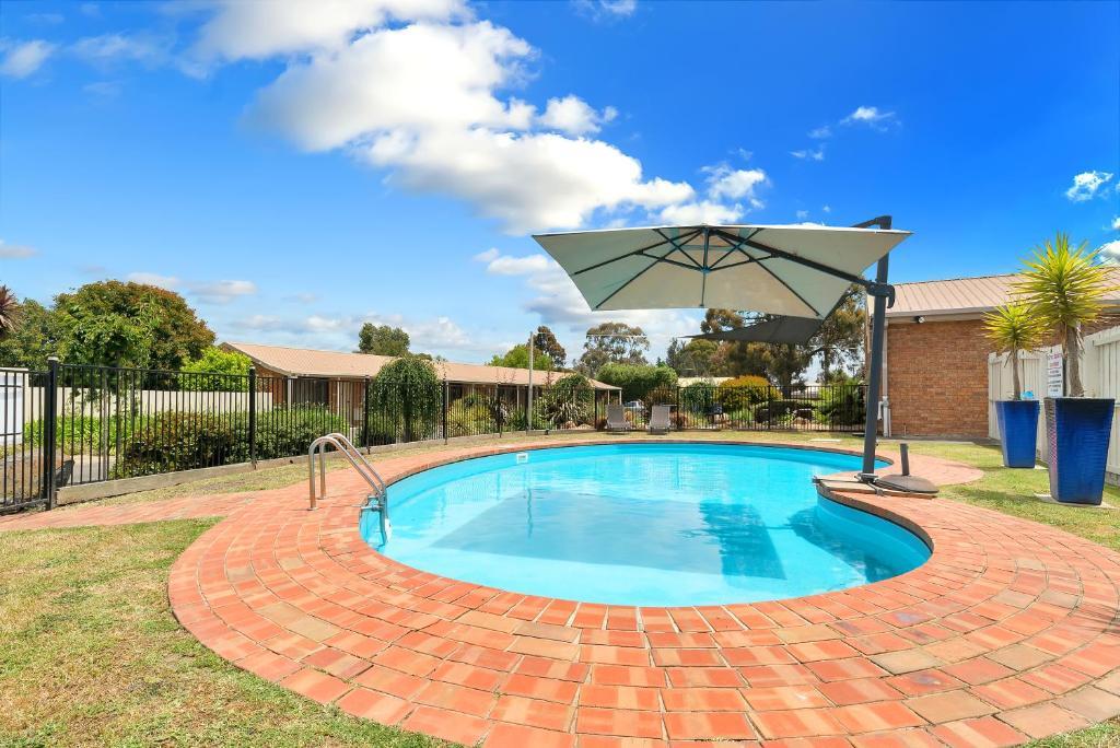 Begonia City Motor Inn Ballarat Book Your Hotel With Viamichelin
