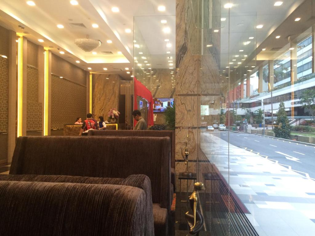 Hotel Grand Central - Singapore - online booking - ViaMichelin