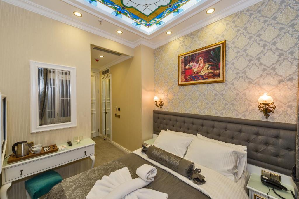 Alpek hotel fatih reserva tu hotel con viamichelin for Alpek hotel