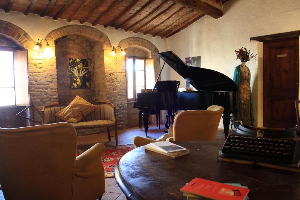 La Locanda del Loggiato (Itália Bagno Vignoni) - Booking.com