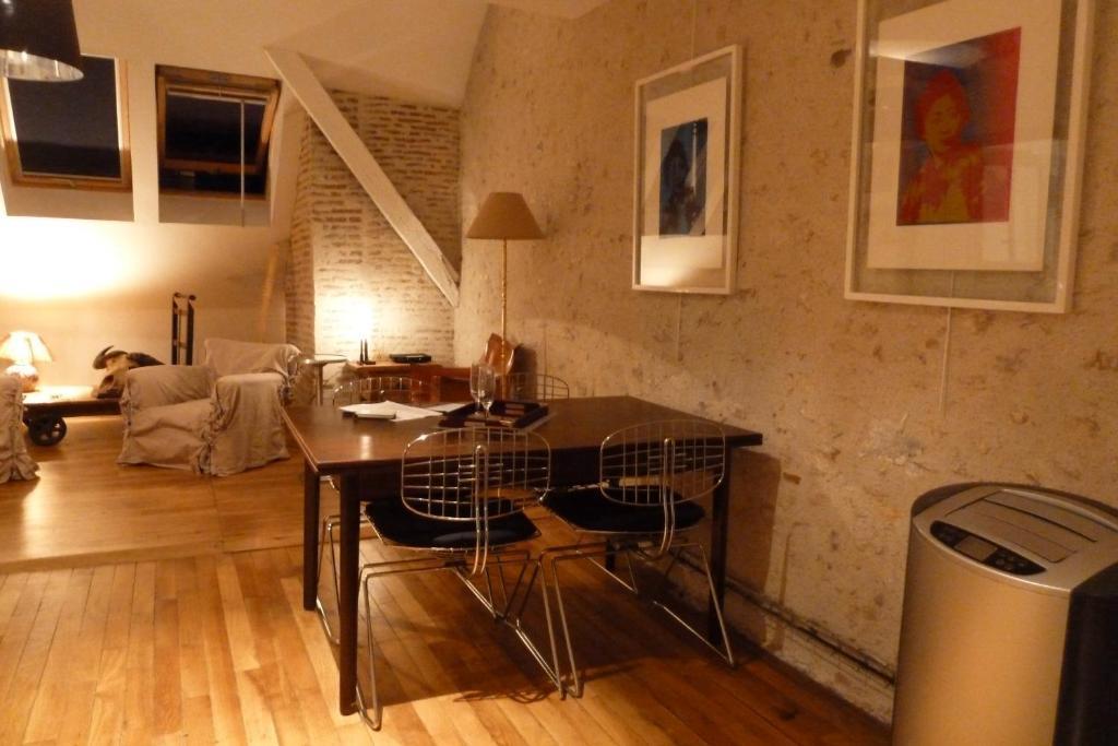 appartement l 39 atelier du val de loire locations de vacances blois. Black Bedroom Furniture Sets. Home Design Ideas