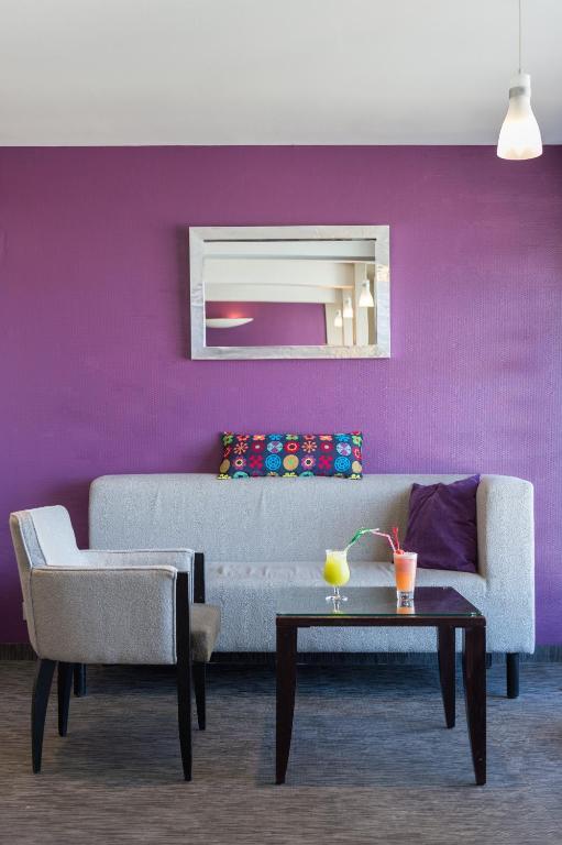 Appart hotel spa de rockroum roscoff prenotazione on for Appart hotel salon