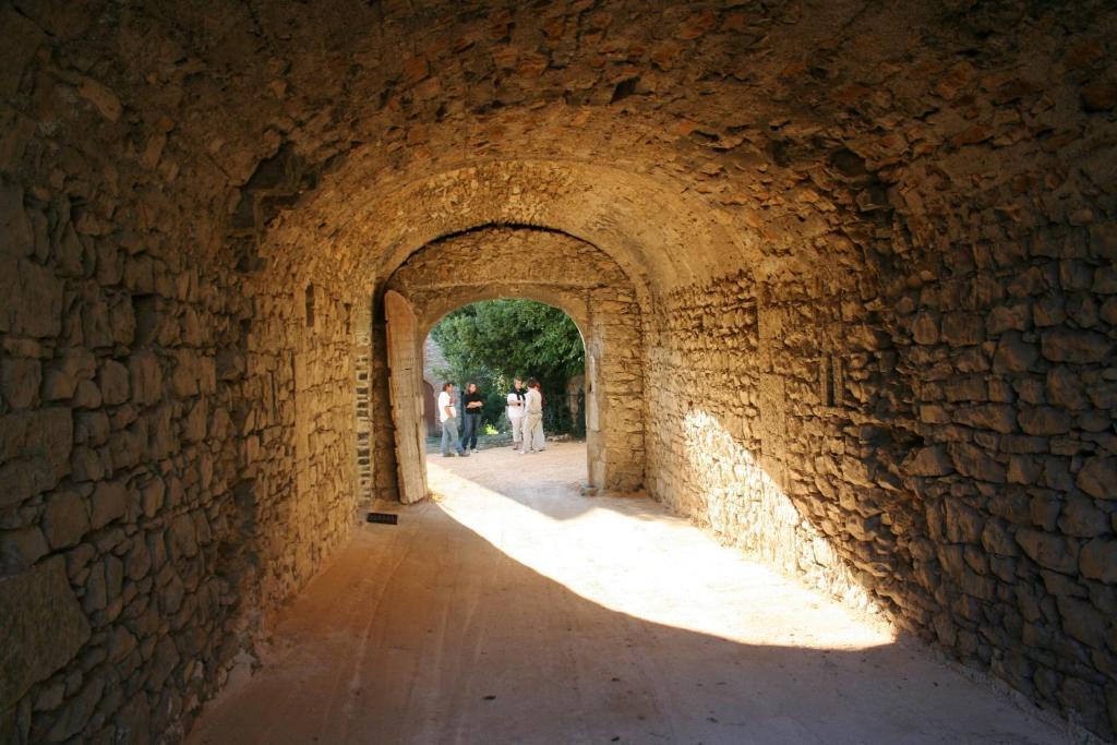 B b les jardins du mas evesque salindres viamichelin for Piscine salindres