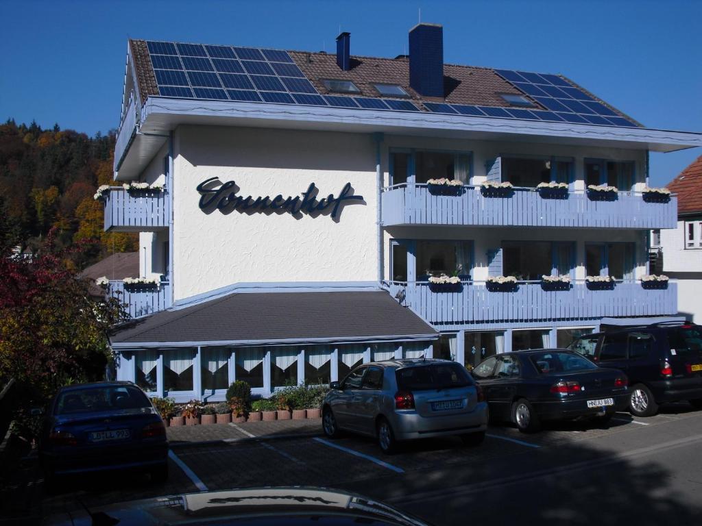 Bad Herrenalb Hotel Sonnenhof
