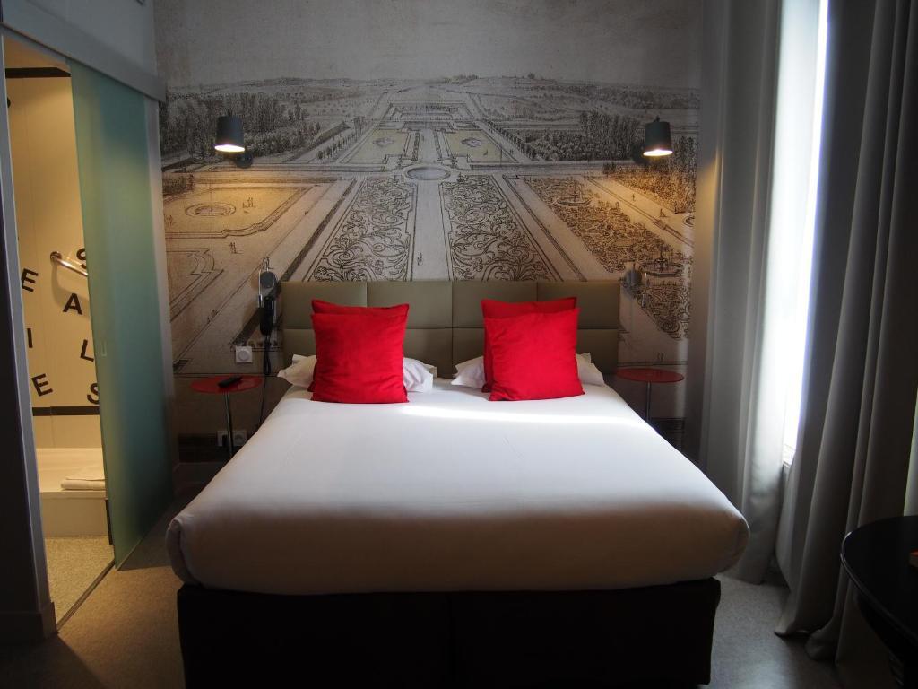 Porte de versailles hotel r servation gratuite sur for Porte de versailles hotel