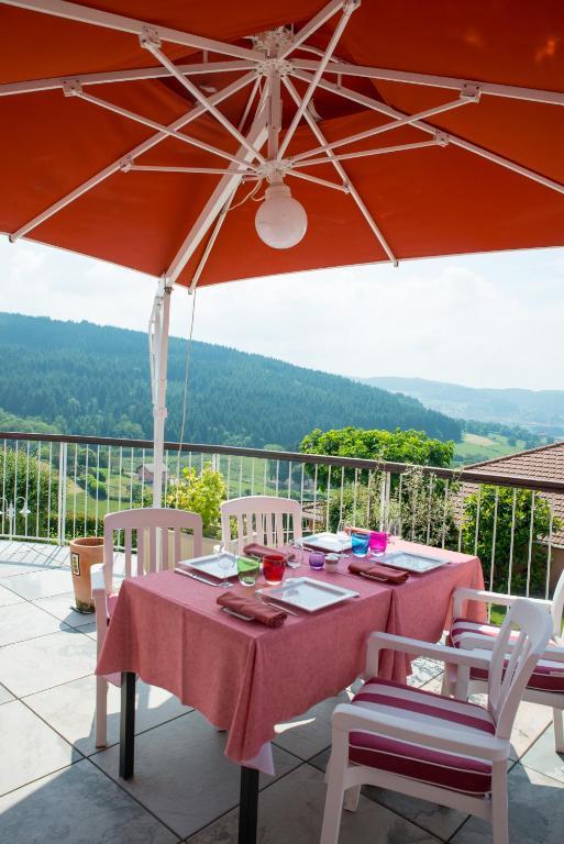 Hotel Restaurant La Bel Vue Le Cergne
