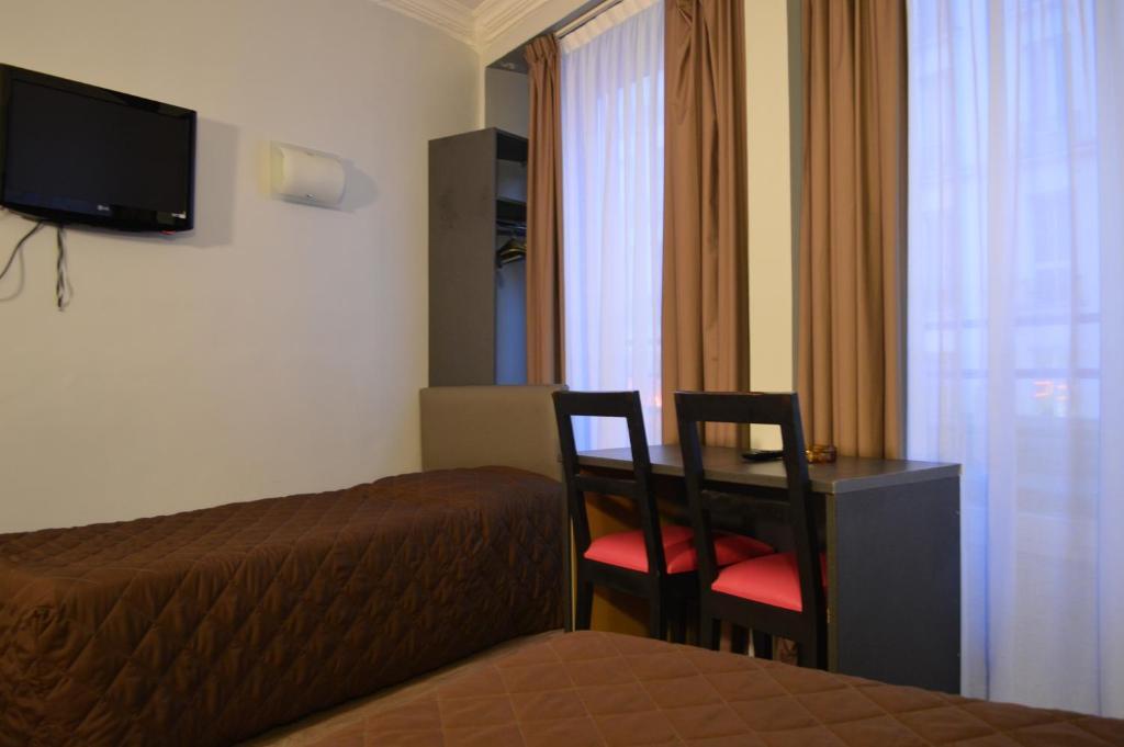H tel all ty r servation gratuite sur viamichelin for Hotel sans reservation paris