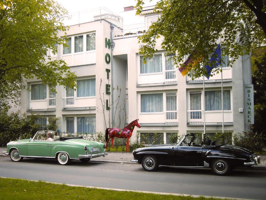 Hotel Haus Bismarck Berlin