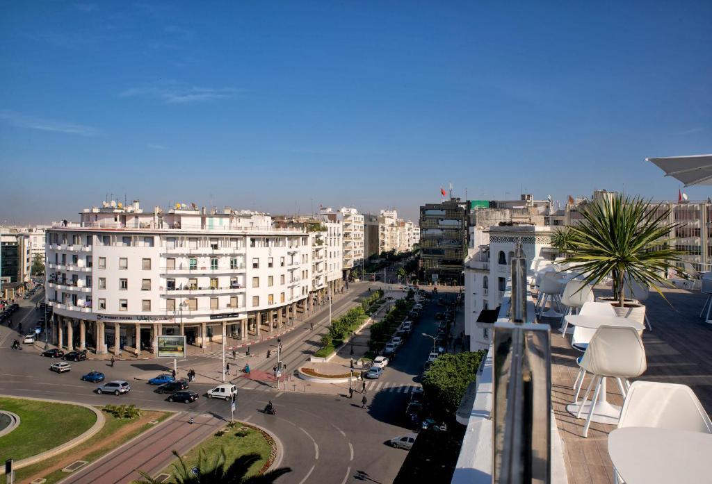 Cantor hotel rabat terminus r servation gratuite sur for Reserver hotel payer sur place
