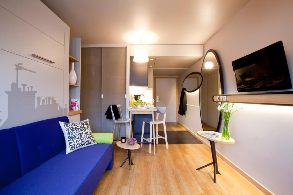 Aparthotel Adagio Access Colombes La Defense Paris France