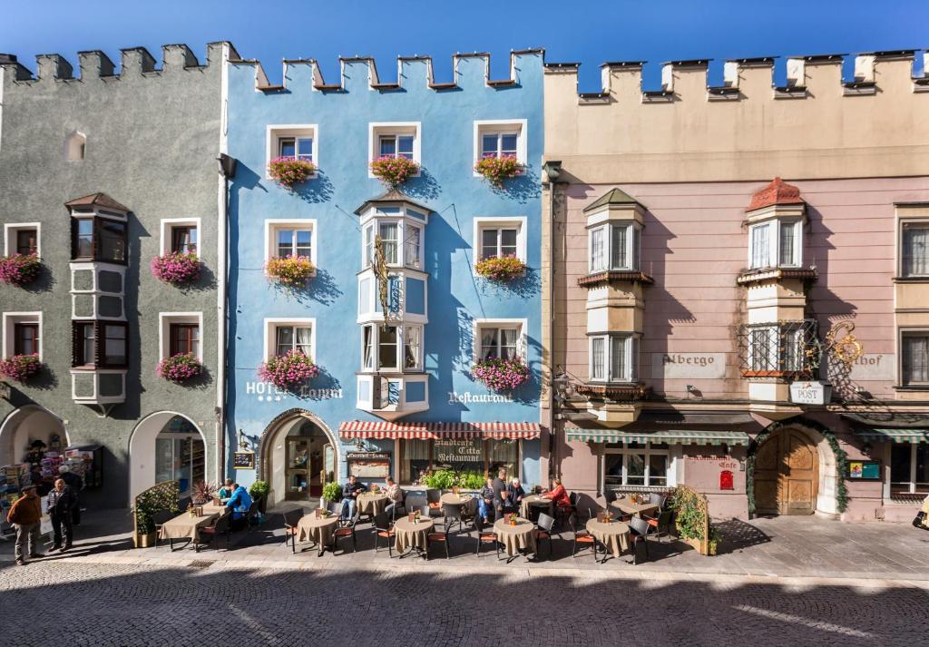 Hotel lamm sterzing prenotazione on line viamichelin for Sterzing boutique hotel