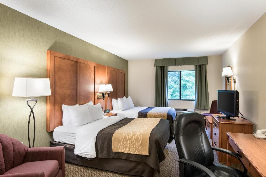 Comfort Inn Amp Suites Amp Suites Lavale Cumberland