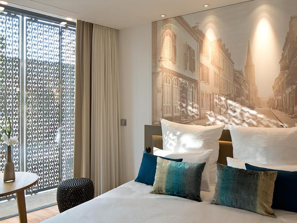 la maison hotel saarlouis informationen und buchungen online viamichelin. Black Bedroom Furniture Sets. Home Design Ideas