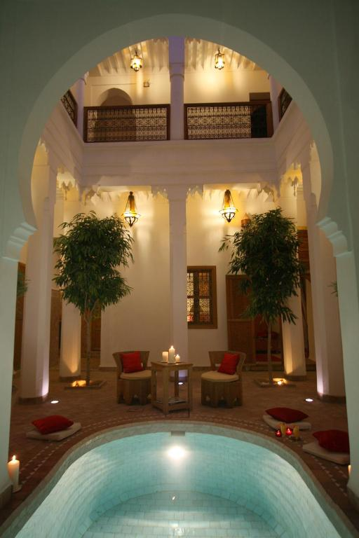 Riad Spa Du Chameau Marrakech Prenotazione On Line