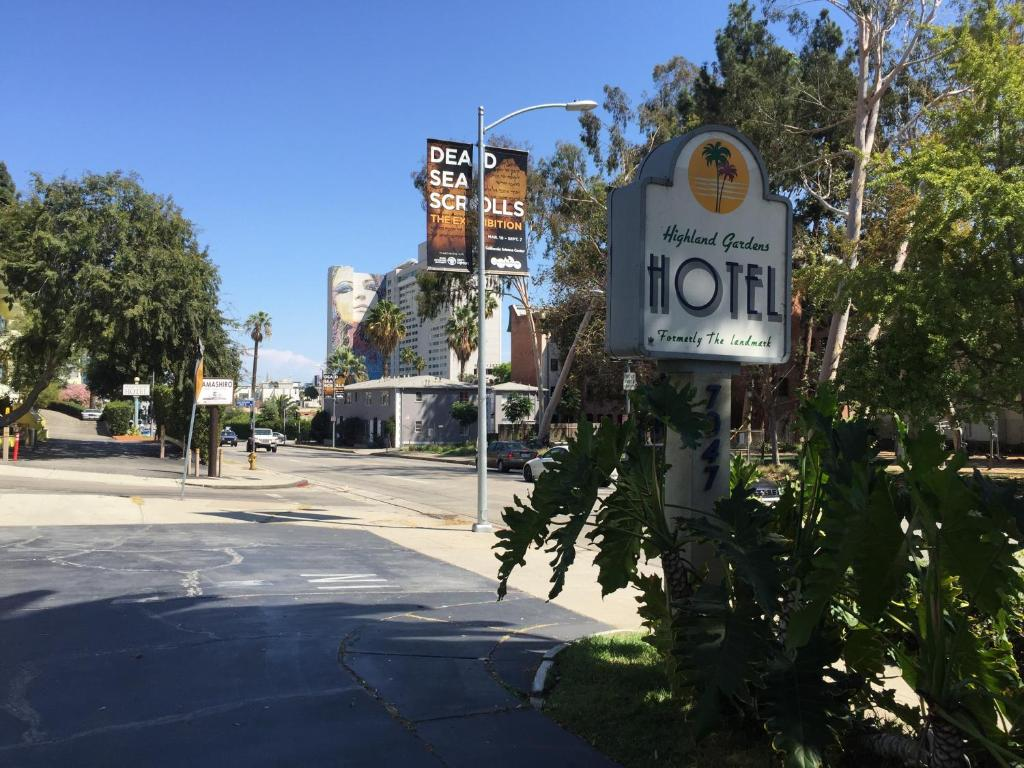 Highland Gardens Hotel West Hollywood Reserva Tu Hotel Con Viamichelin