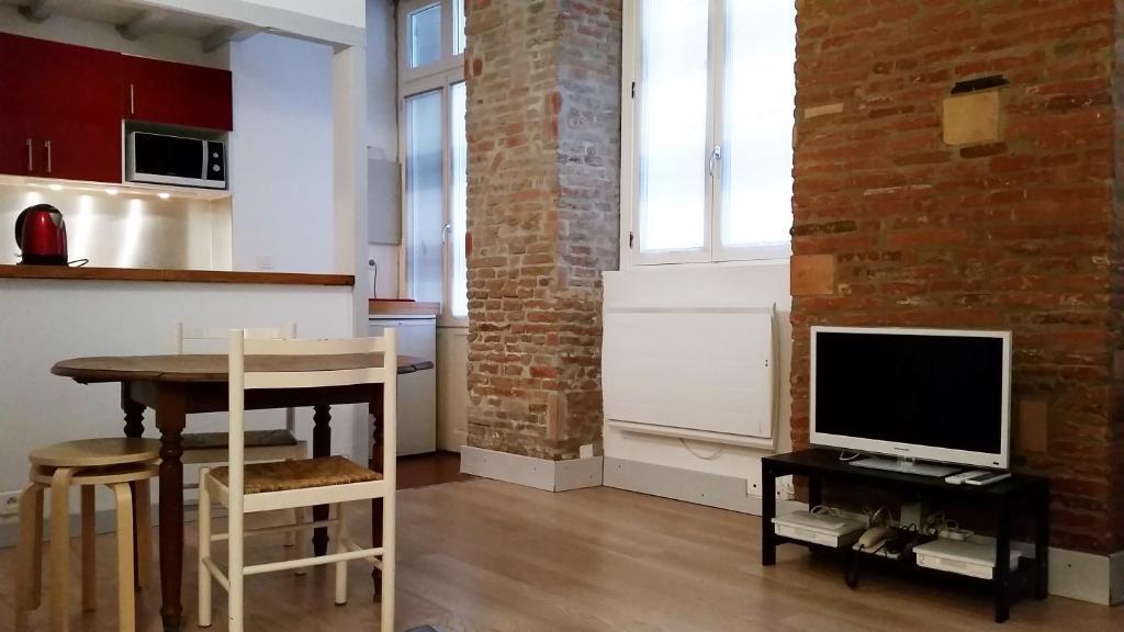 Appartement loge de saint sernin locations de vacances - Ustensiles de cuisine toulouse ...