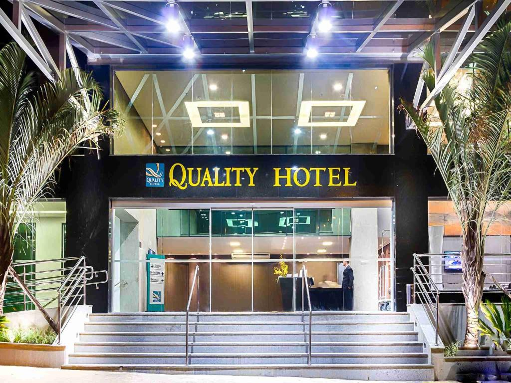 Quality Hotel Pampulha Brasil Belo Horizonte Booking Com