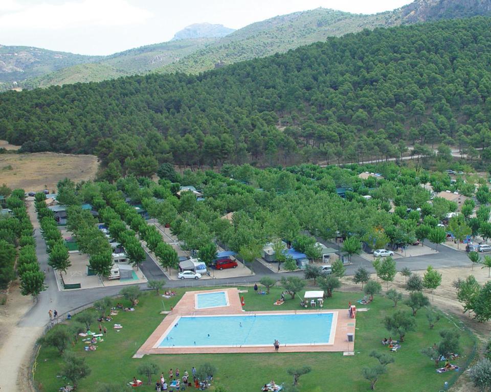 Camping Bungalows Mariola Reservar ahora. Galería de imágenes de este alojamiento ...