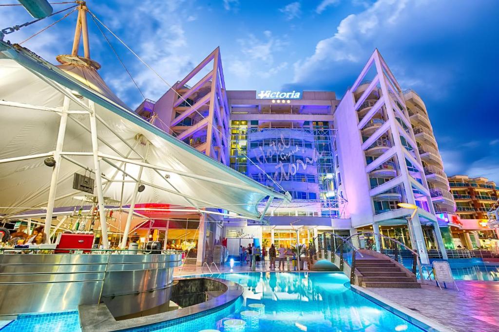 Hotel Grand Victoria Mare Bulgarien Burgas Sonnenstrand