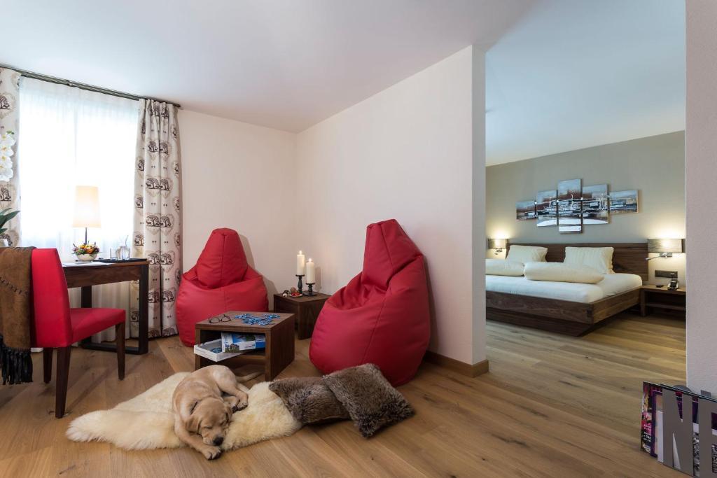 Hotel Cervo Sils Maria
