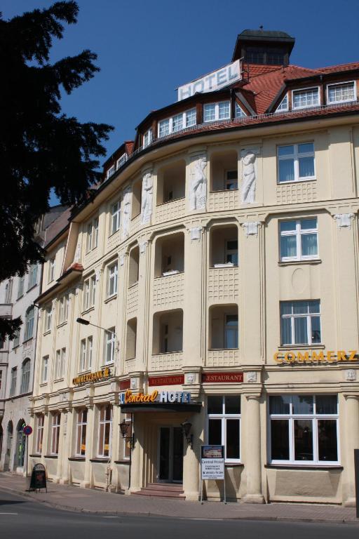 Central hotel torgau r servation gratuite sur viamichelin for Central reservation hotel