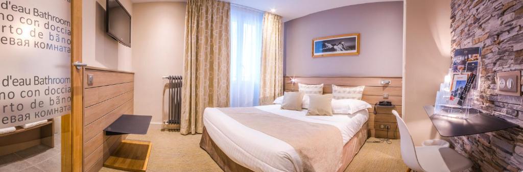 Inter h tel des princes chamb ry reserva tu hotel con - Chambre de commerce chambery ...
