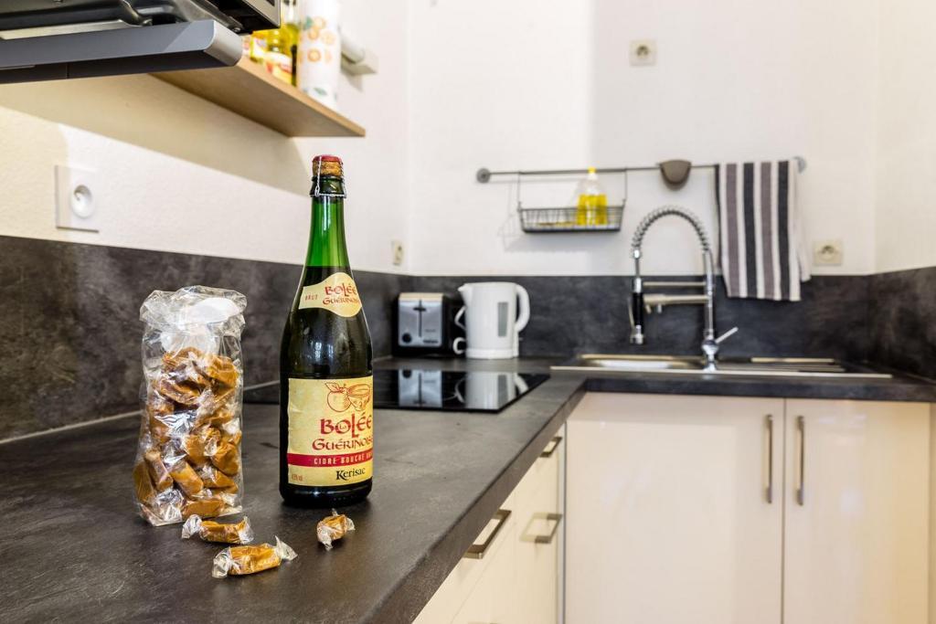 Appartement appart cosy hyper centre appartement - Mini seche linge appartement ...