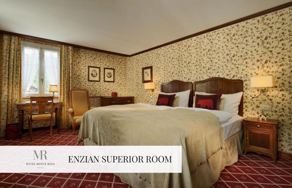 Monte rosa boutique hotel zermatt informationen und for Best boutique hotels zermatt