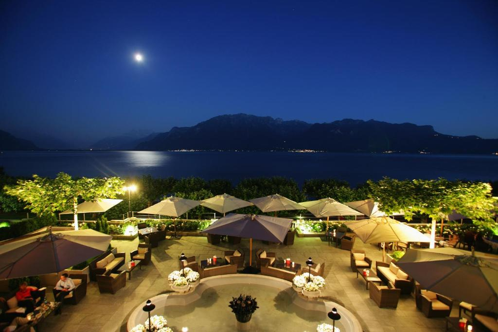 Hotel Montreux Spa