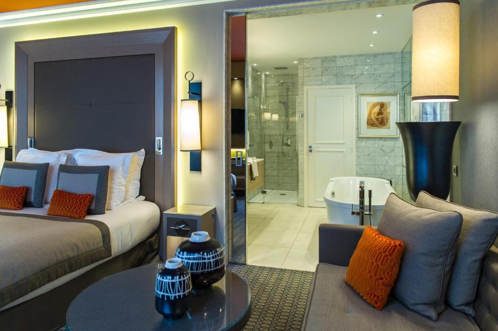 h tel alchimy r servation gratuite sur viamichelin. Black Bedroom Furniture Sets. Home Design Ideas