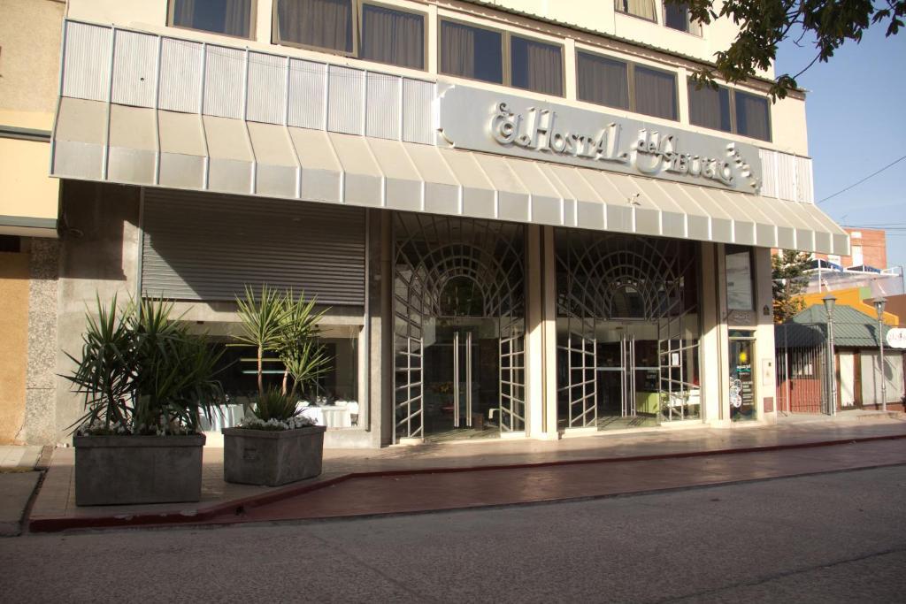 El Hostal Del Abuelo R O Hondo Book Your Hotel With