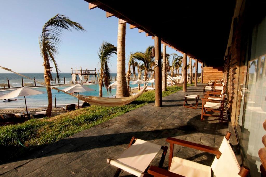 Hotel rustica vichayito los rganos prenotazione on for Piani di progettazione cabana