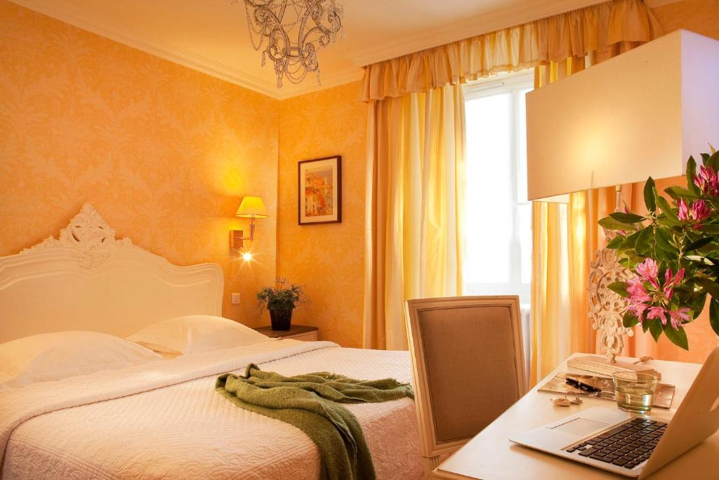 Gradlon quimper viamichelin informatie en online for Hotels quimper