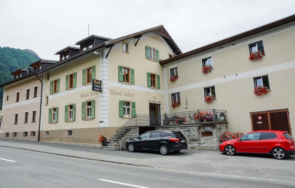 Hotel Adler Garni Zernez