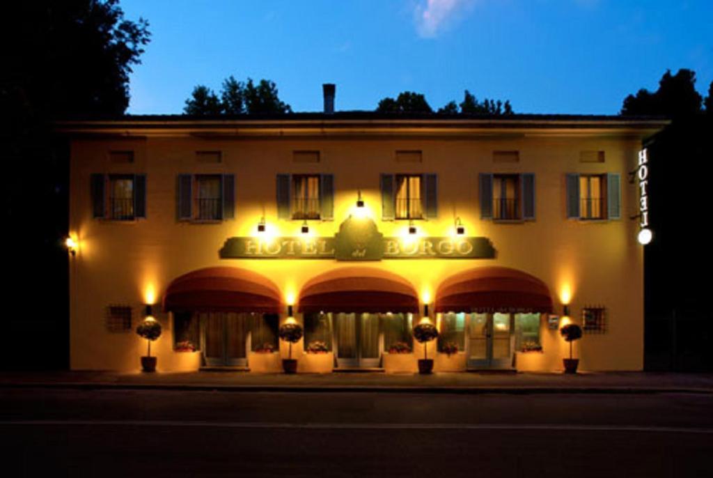 Hotel del borgo r servation gratuite sur viamichelin for Hotel bologna borgo panigale