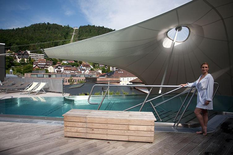 Bad Wildbad Swimming Pool Hotel