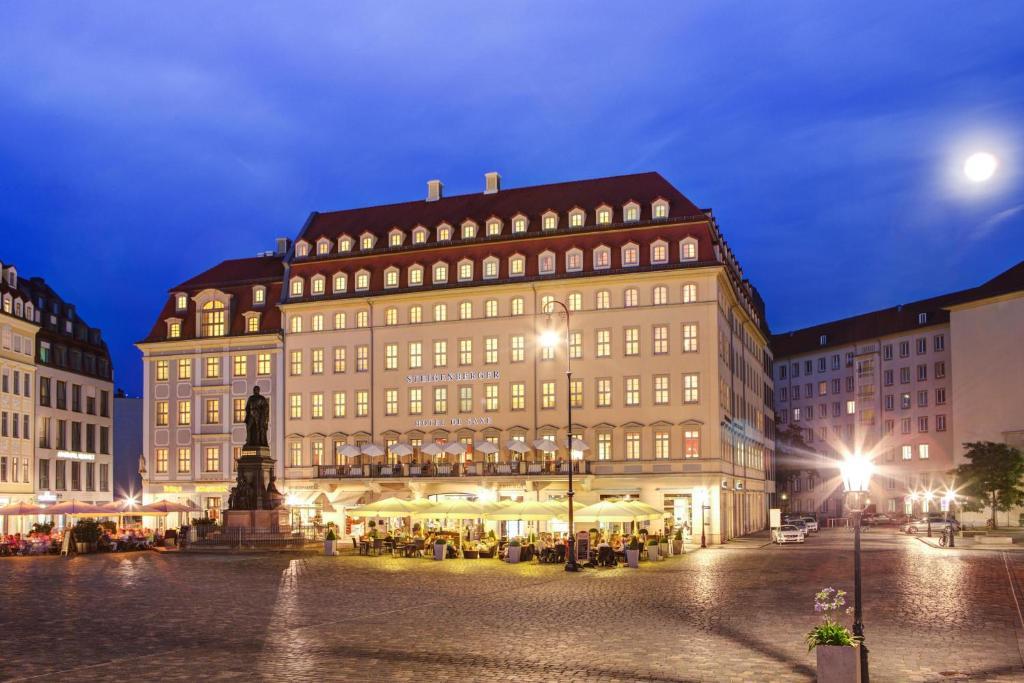 Steigenberger hotel de saxe r servation gratuite sur for Reserver des hotels