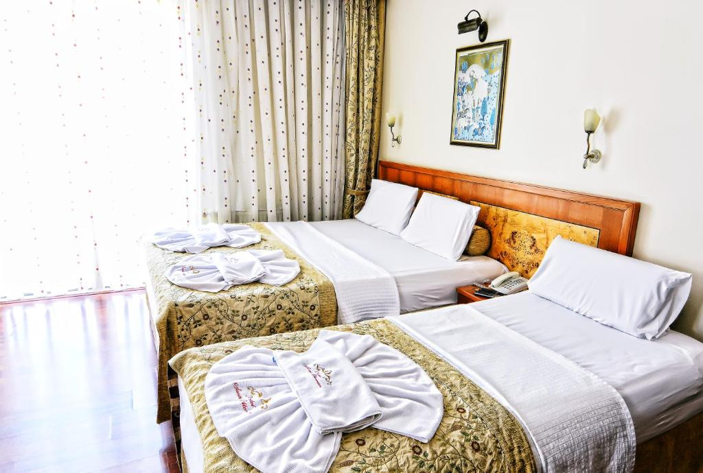 Santa ottoman hotel beyo lu reserva tu hotel con for Santa ottoman hotel