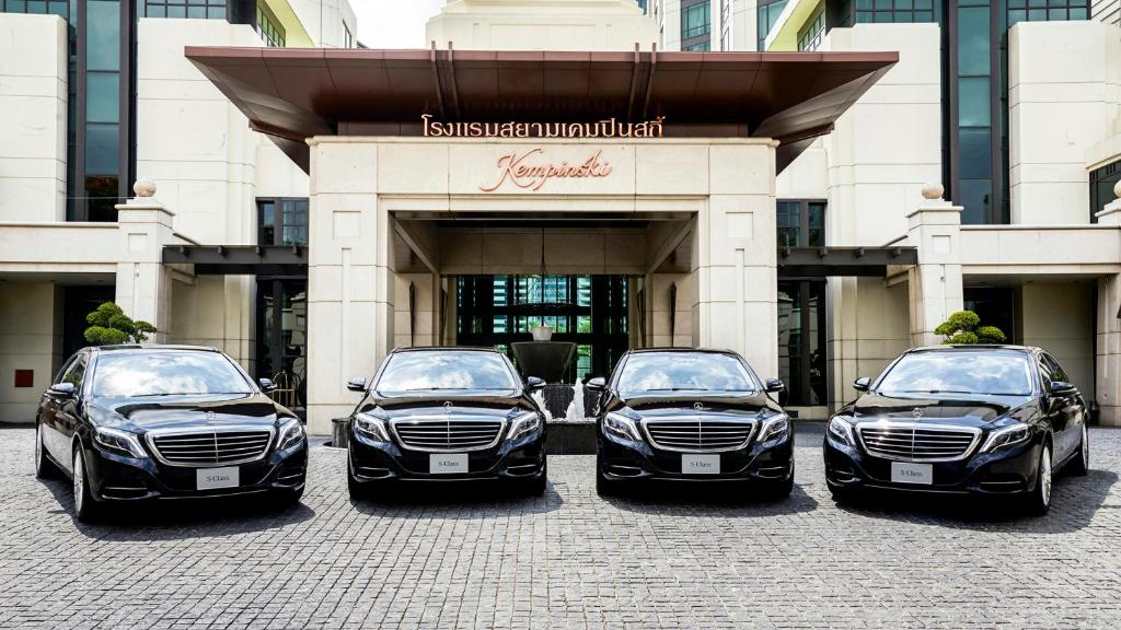 Siam Kempinski Hotel Bangkok Bangkok Online Booking