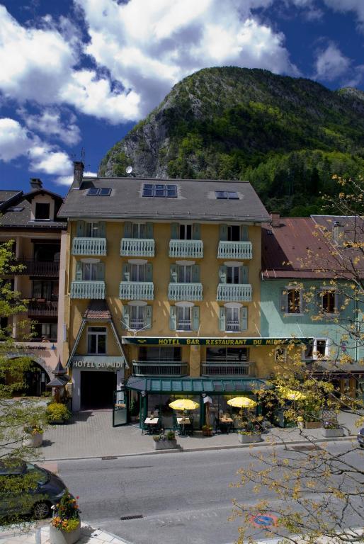 Hotel Restaurant Thones