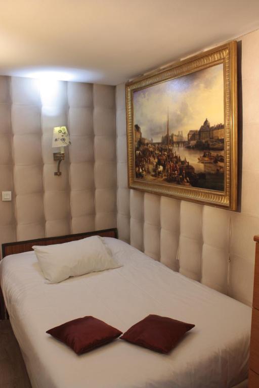 Hauteville Opera Hotel Paris Booking