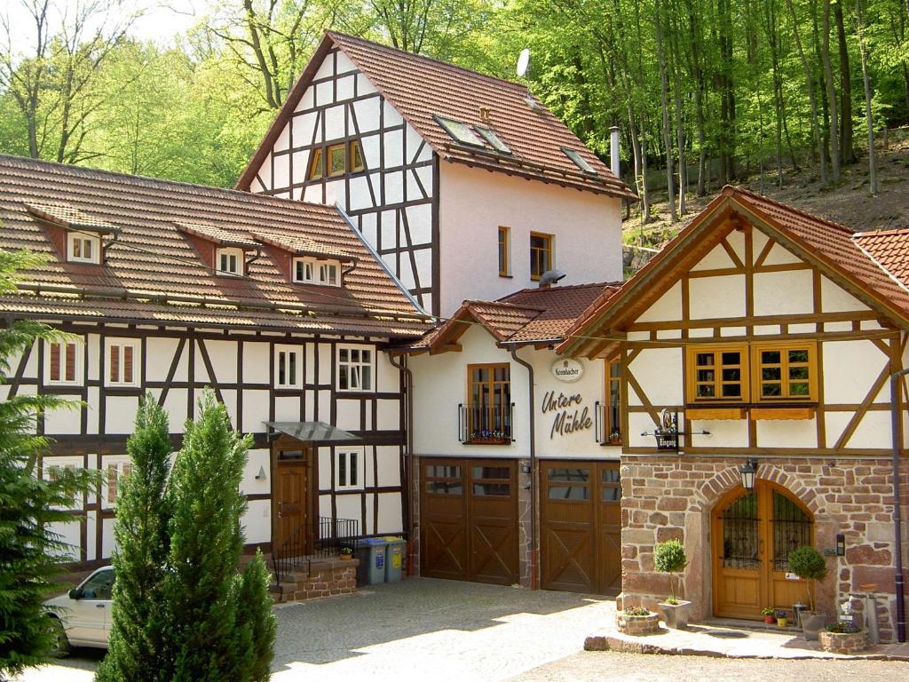 Hotels In Burghaun Deutschland