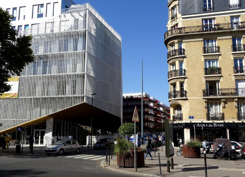 Acropolis hotel paris boulogne r servation gratuite sur for Reservation hotel gratuite paris