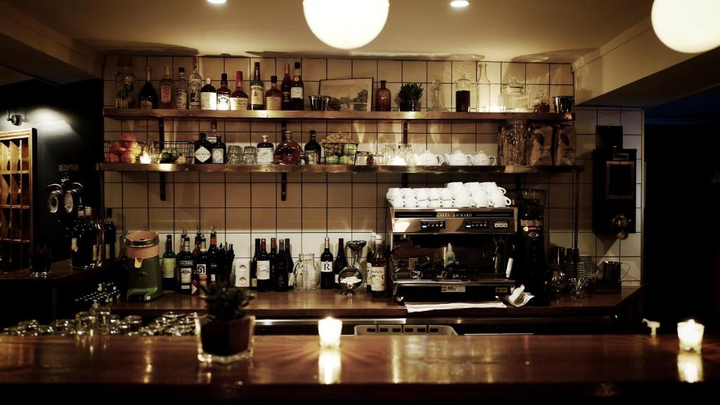 Hotel Des Carmes Aurillac Restaurant