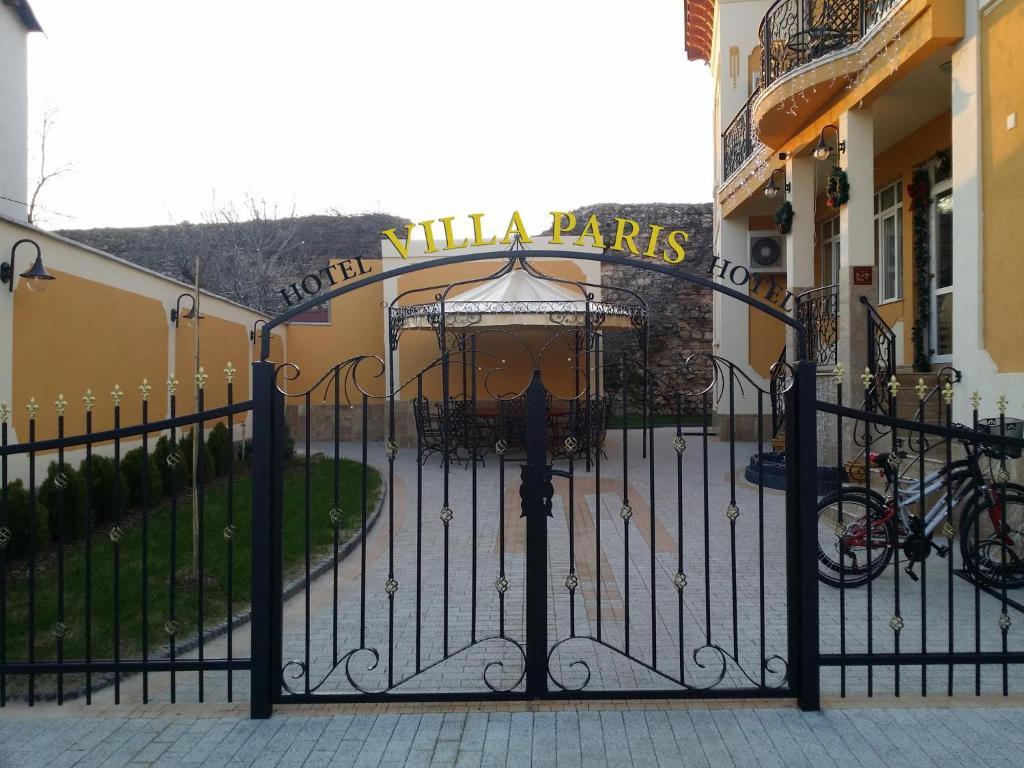 Villa Paris Hisarja Reserva Tu Hotel Con Viamichelin