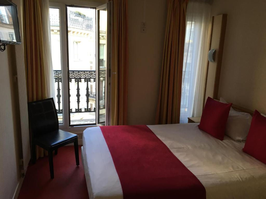 Hotel antin st georges paris book your hotel with for Hotel paris